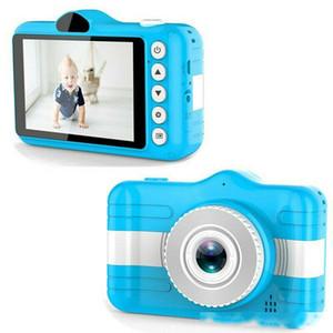 كاميرا صغيرة للأطفال كاملة HD المحمولة القابلة لإعادة الشحن الفيديو الرقمية كاميرا فيديو العالمي 3.5 بوصة وشاشة عرض الكاميرا للأطفال 1 مجموعة