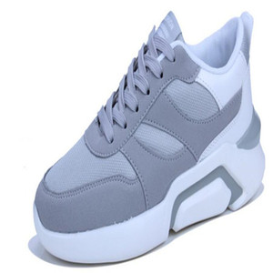2020 new trend cool sneakers sports casual running mesh old men's shoes