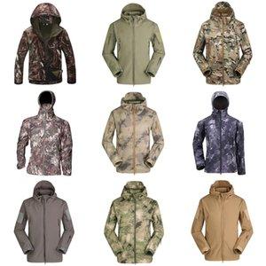 2020 Summer New Outdoor manteau coupe-vent crème solaire en cuir en cuir pour les hommes et les adolescents Simple Tout-Match Solide Couleur peau Coat Men # 282
