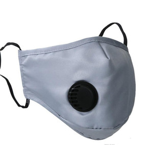 Earloop polvere riutilizzabile Bocca con la respirazione maschere regolabili Valve Anti MK05 traspirante Protective face mask antipolvere Xhlight Xxxyg