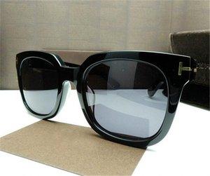 2020 marque la mode de qualité supérieure Tom Marque Designer Polarized Sunglasses des femmes des hommes TF Lunettes de soleil masculino Homme Lunettes Livraison gratuite