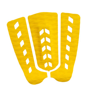 3Pcs Leggero Surf Traction Pad Stomp Pad per il surf, Skimboard, SUP imbarco, Shortboards, Longboard, Funboard