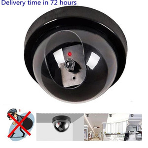 Fake Camera Simulated Security video Surveillance Dummy Ir Led Dome Camera Signal Generator Santa Security Supplies WY766Q