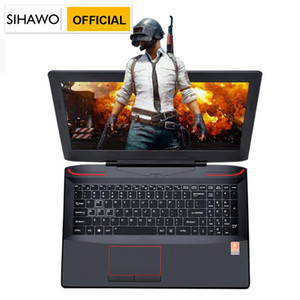 "SIHAWO 16GB RAM 128GB SSD 17.3"" Core -7700HQ GTX1060 Dedicated Graphics Windows10 Game Laptop Backlit Keyboard Gaming Notebook"