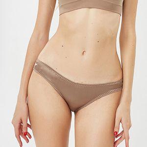 Women thongs and g strings Natural silk sexy panties lingerie underwear femme T shape panty stringi damskie