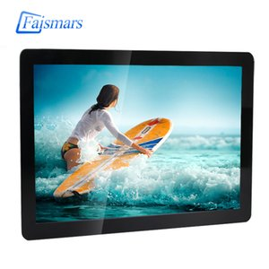 M104-EC  Faismars 10.4 Inch Embedded Frame Capacitive Touch Screen Metal Case LCD Monitor PC With FREE Shipment