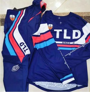2020 nueva caliente TLD 360 todoterreno traje de ciclismo traje de campo de las motos bosque de montaña cuesta abajo camino de secado rápido respirable de la transpiración