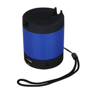 Altoparlante Bluetooth Wireless Chuck Speaker Speaker Auto Speaker Mini MP3 Super Bass Call Ricevi con supporto per telefono 6 colori per scegliere