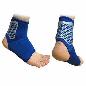 Sports Ankle Support Adjustable Stretchy Ankle Brace for Exercise Basketball Sprain SzbA#