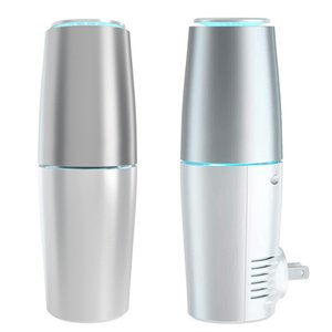 Eliminate and Sanitize Airborne Germs & Odor with Portable UV-C Air Purifier Keep Air Clean for Bedrooms