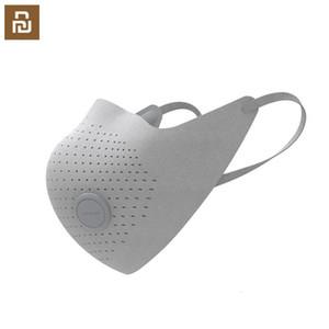 Geben Sie Wear PM2.5 Filter Luftreiniger Airpop Aktive Luftversorgung Elektrische Gesicht Mundmaske Respirator