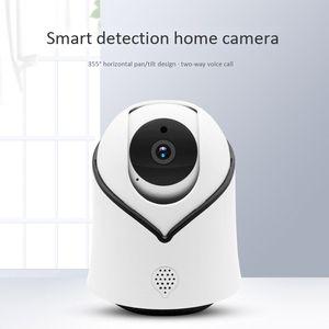 HD Wireless Network Camera Smart Home WiFi Network Surveillance Camera Phone Monitor Eu Plug