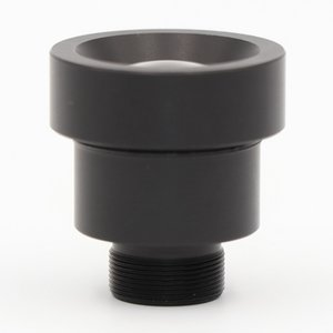 25mm lente de 2.0 Megapíxeles de 12 grados MTV M12 x 0,5 montaje de cámara de infrarrojos de visión nocturna de la lente para cámara de seguridad CCTV