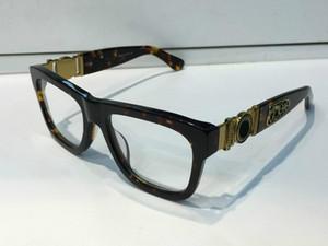 جديد فاخر مصمم نظارات وصفة النظارات 426 النظارات خمر الإطار الرجال أزياء النظارات مع حالة الأصلي الرجعية مطلية بالذهب