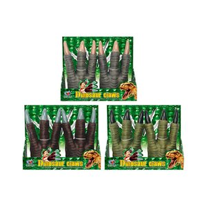 jouets pour enfants jouets gant animaux gants de griffes de dinosaures Jurassique 2020 vente Jouets éducatifs don de l'enfant