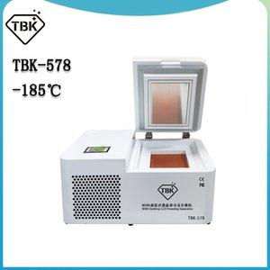TBK-578 professionale mini congelato separazione macchina per lo schermo di Samsung Bordo per Tablet ristrutturazione -185 congelatore