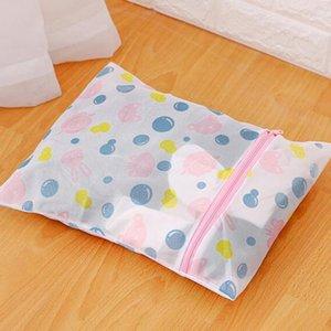 Laundry Bag Set Thicken Nylon Socks Underwear Clothes Bra Lingerie Set Products For Washing Net Bags 30-40cm 40-50cm 50-60cm