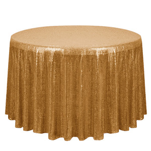 Fashion Sequin Tablecloth Online Shopping Wedding Table Decorations 14 Color Round Table Cloths BH18035