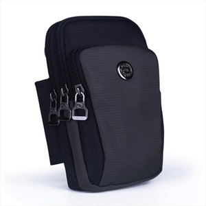 Waterproof Purse Small Cell Unisex Hook Mkvwj Pack Mobile Bag Belt Cover Case Fanny Cigarette Waist Phone Crossbody Shoulder Men Nylon Uvhv