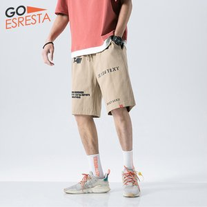 Goesresta 2020 Summer New Men's Multicolor Shorts Wild Casual Sports Jogging Cotton Large Size M-5XL Simple Fashion Pants Men