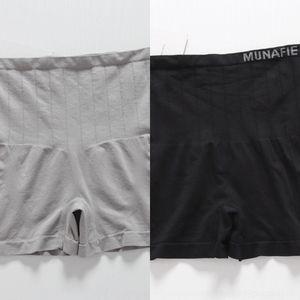 munafie 0vtLD indipendente giapponese pugile dei pantaloni di sicurezza di alta sicurezza senza soluzione di continuità che modella i pantaloni Shaping vita biancheria intima del corpo
