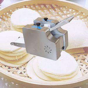 Automática Dumpling Wrapper que faz a máquina wonton pele fabricante de crepe pele Tortilla Chapati Roti Máquina de embalagem máquina para suporte de fábrica di