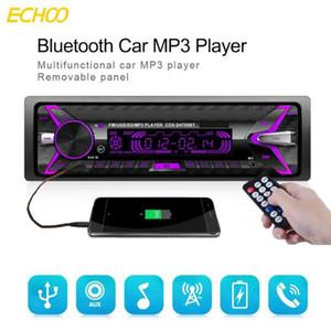 Car MP3 Player 1Din Car Radio Multimedia Player Bluetooth FM Radio Auto MP3 AUX USB SD Remote Control High Power