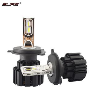 EURS P9 LED Car Headlights H4 H7 LED 13600lm H11 H8 H9 H15 H16 H13 9005 9006 P9 Car Bulbs h4 headlamp fog lamp 9004 9007