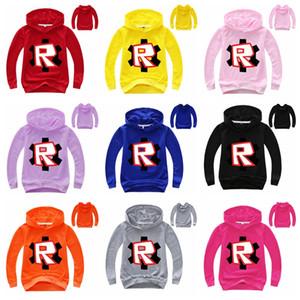 Hoodies Shirt For Boys Girls Sweatshirt Costume Children Sport Shirt Sweater For Kids Long Sleeve Tops Outwear Coats