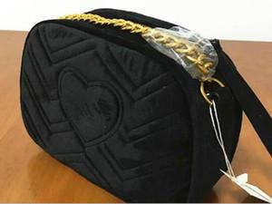 Les femmes marmont Velvet Soho Sac Disco Sac à bandoulière mode sac à main des femmes sac de la chaîne de conception Messenger sac à main 6307 #