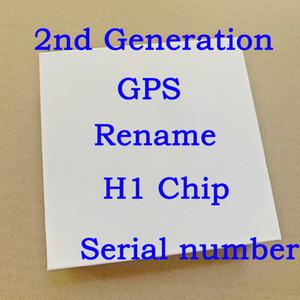 écouteurs puce H1 Gps Rename Air Ap3 pro Ap2 Tws Gen 2 pods fenêtre pop-up Bluetooth casque auto à éplucher Earbuds cas de recharge sans fil