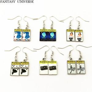 Dangle lustre Fantasy Universe 20pc beaucoup Broadway Boucle d'oreille XXBSSB088