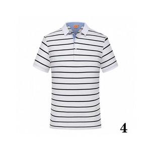 20 -12summer Baumwollnormallack der neuen Art-Marke für Männer Polo Top-Qualität Luxus 2 Herren-Polohemd Fabrik zum Verkauf