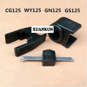 CG125 WY125 moto chaîne caoutchouc GN125 GS125 plat fourche en caoutchouc arrière chaîne Washer Pad