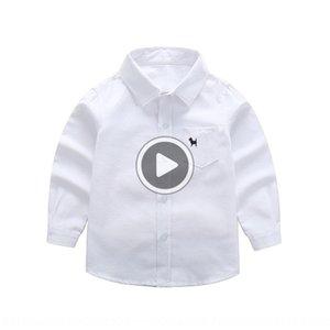 tong chen shan tong chen shan Kinder Langarm-Shirt Männer Allgleiches Herbst Kinderkleidung Herbsthemd