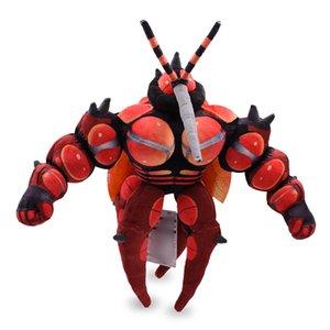 Высокое качество Новые 100% хлопок 35см Buzzwole куклы Фаршированные Плюшевые игрушки для детского Лучшие подарки NOPO041