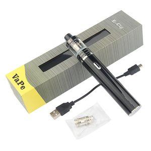 Top Riempimento Vape TVR 30 Potenza Box Vape meccanica Mod E Cigs con Sub ohm Serbatoi 2200mAh Micro USB Passthrough 30W batteria Mod starter kit