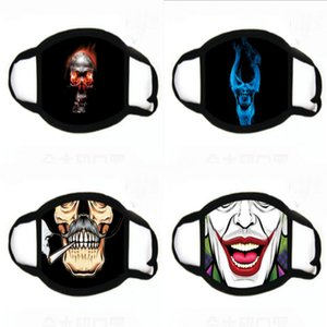 6 Camada Fa Mask RIANDO Vae máscaras protetoras Dener Fa impressão Mascerine Fasion Falta Individl Pack # 801