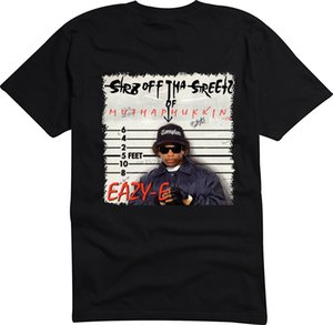 Eazy E Straight Off The Streets Of Compton Альбом Shirt