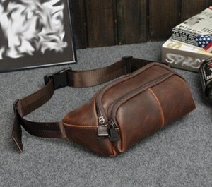"New men ""s Bags Korean casual pockets influx of men and women shoulders messenger bag nrXd#"
