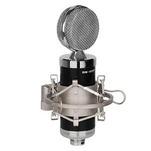 BM-5000 Микрофон, сеть мобильного телефона National K Song Anchor Живая Кричащие запись микрофона конденсаторный микрофон