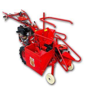 YF-246 Tarım küçük ev kullanımı mısır hasat makinesi İyi Fiyat Kısa Teslim Süresi Küçük Mısır Harvester Makina