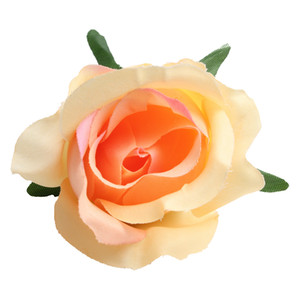 Pacote de 10pcs Chefes Silk Flowers Artificial Silk Rose Granel Flores DIY Fontes do casamento