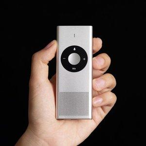 Konjac Ai Voice Translator 14 Lauguages 7 jours en veille 8H continu Traduire 900mAh Smart Battery