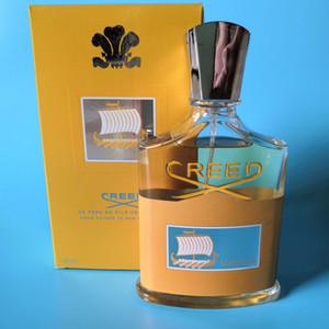 새 크리드 향수 지속 시간 좋은 품질 높은 향수 capactity의 퍼퓸 100ml의 남성을위한 향수의 향기를 aventus