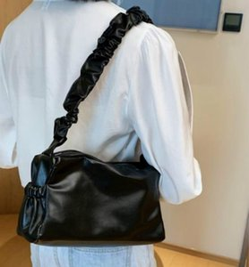 All-match Designer Bag Female 2020 Popular New Foreign Style Portable Fold Single Shoulder Messenger Bag Free Shipping