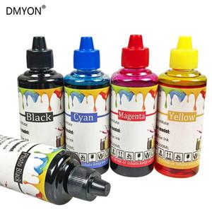DMYON 603 Ink Refill Kit Compatible for XP 2100 2105 3100 3105 4100 4105 WF 2810 2830 2835 2850 Printer