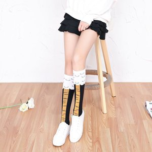 Sexy Warm Long Cotton Stocking Over Knee Stocking girl Winter Knee High Thigh Knitted Stockings for Ladies Over The Knee Socks