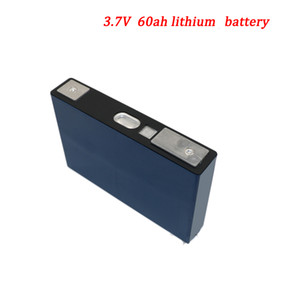 3.7v 60Ah lithium battery no 40Ah Lithium ion for DIY 12V 24V scooter bike inverter golf cart Solar energy storage