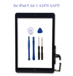 Screen Touch Apple Front For Camera Digitizer With Adhesive Lcd Ipad Button Tool Air 1 Glass 5 Bracket Display A1474 Home A1475 bPkaR